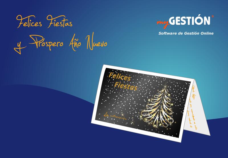 Felices fiestas y nuevo año 2014