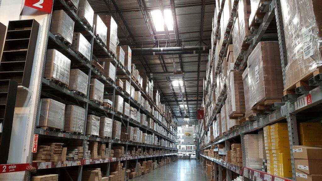 Solución de gestión de almacén